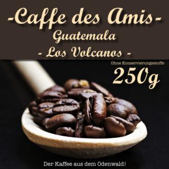 CDA_Guatemala-Los Volcanos_250g