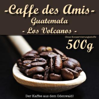 CDA_Guatemala-Los Volcanos_500g