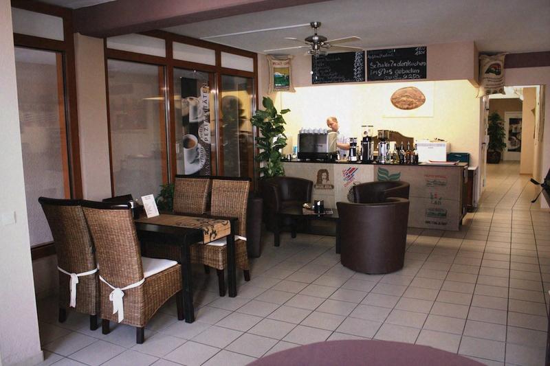 Caffe des Amis - Kafeegenuss vor Ort