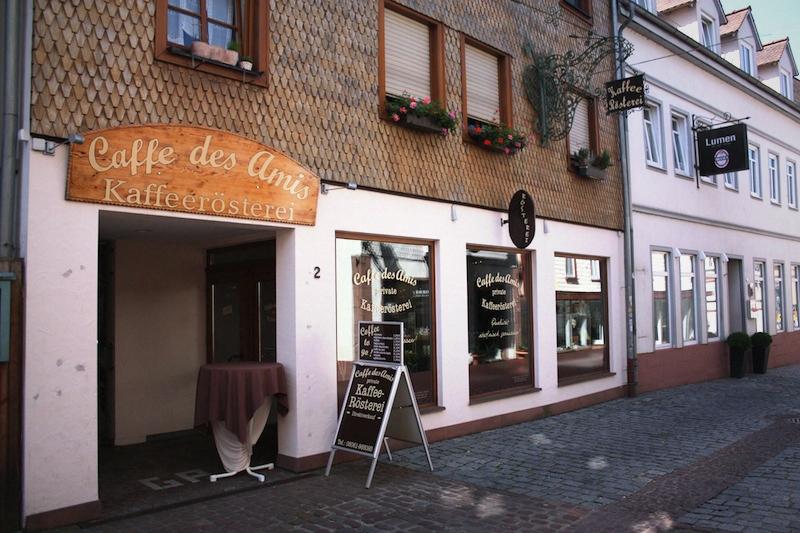 Caffe des Amis - Kaffeerösterei