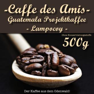 CDA_Guatemala-Projekt-Lampocoy-500g