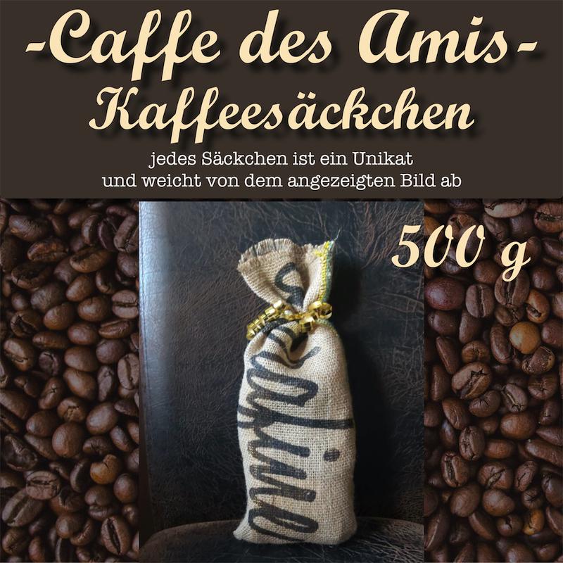 Produktbild Kaffeesäckchen - 500g